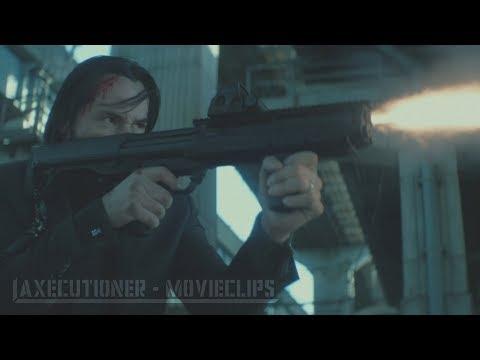 John Wick  2014  All Fight Scenes [Edited] (видео)