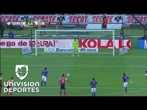 Francisco Silva falló una pena máxima para Cruz Azul