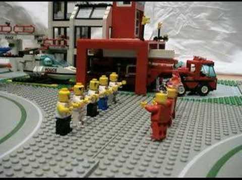 Legofilm Bandenkrieg