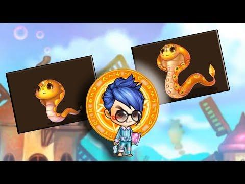 [Gunny mobi] Up pet rắn lên thức tỉnh - RIO111 - sv160 gà Chaien - Thời lượng: 20 phút.