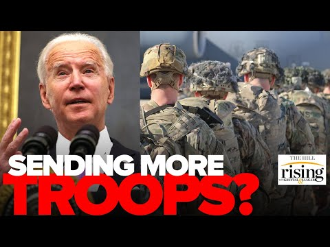 Krystal and Saagar: Biden Considers THOUSANDS Of Troops To Iraq As Russiagate Takes Policy Toll