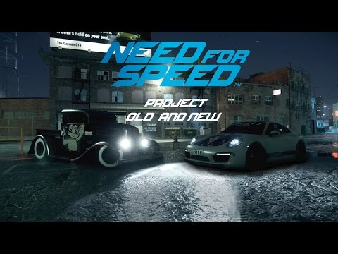 Need for Speed 2015 - Project Old and New