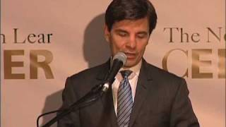 2009 Cronkite Awards: George Stephanopoulos Acceptance Speech