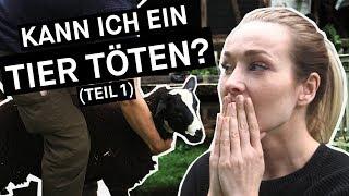 """Fleisch essen heißt Tiere töten – das verdrängen wir aber am liebsten. Ariane will das nicht mehr und macht ein radikales Experiment: Wie geht es ihr damit, selbst ein Tier zu schlachten? Kann sie das überhaupt? Und was macht das mit ihr?Hier beantwortet der Schlachter aus dem Video eure Fragen zum Experiment """"kann ich ein Tier töten?"""": https://www.youtube.com/watch?v=cvx9VijweNA– PULS auf Facebook: http://www.facebook.com/PULSPULS auf Twitter: http://www.twitter.com/puls_brPULS auf Instagram: http://www.instagram.com/deinpulsPULS auf Snapchat: http://snapchat.com/add/puls_br"""