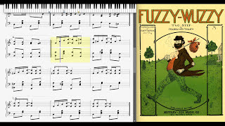 Fuzzy Wuzzy (Two Step) by Frank C. Keithley 1908