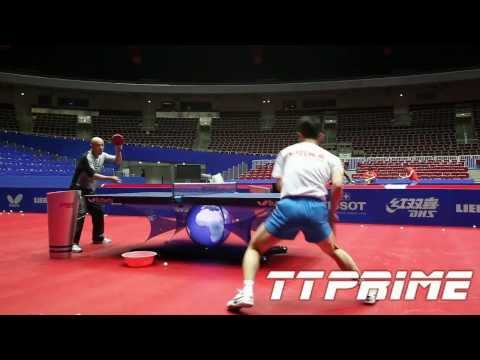 "Zhang Jike – ""The New King of Table Tennis"" HD"