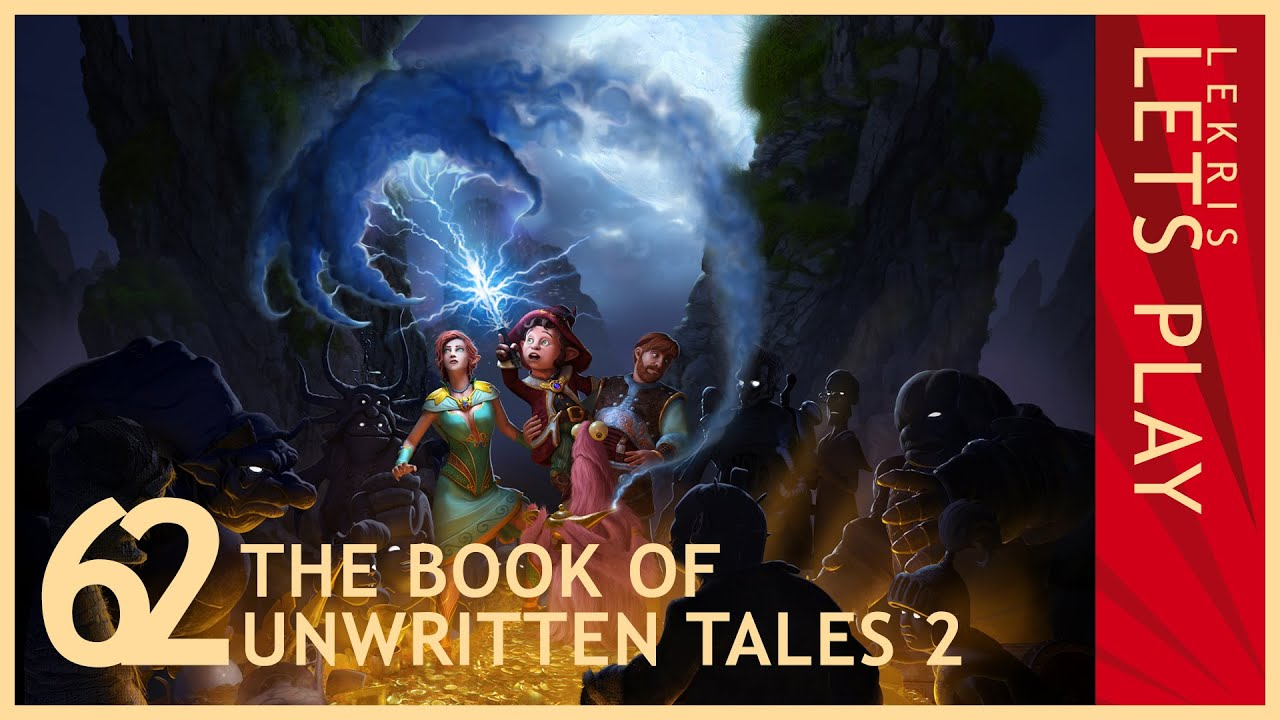 The Book of Unwritten Tales 2 - Kapitel 5 #62 - Fieser Zauberfrosch
