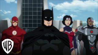 Nonton Justice League vs. Teen Titans clip - Justice League Possessed Film Subtitle Indonesia Streaming Movie Download