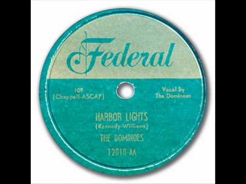 Tekst piosenki The Dominoes - Harbor Lights po polsku