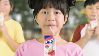 Bolt (New flavours and packaging) - Original, Strawberry, Chocolate