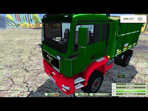 MAN Agroliner v3.0 MR