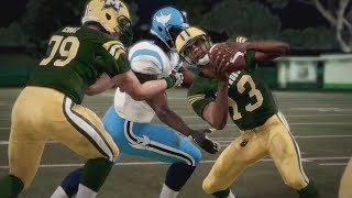 Madden 18 Story Mode Has Playable Colleges! Longshot Trailer Reveal!