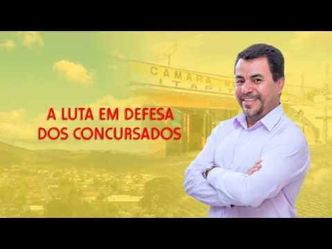 JOEL FERNANDO - A LUTA EM DEFESA DOS CONCURSADOS - HD
