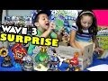 Wave 3 Surprise Unboxing of Sheep Wreck Island Adventure Pack + More (Skylanders Swap Force)