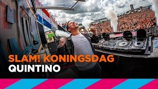 Quintino (Full live-set) | SLAM! Koningsdag 2017 Video