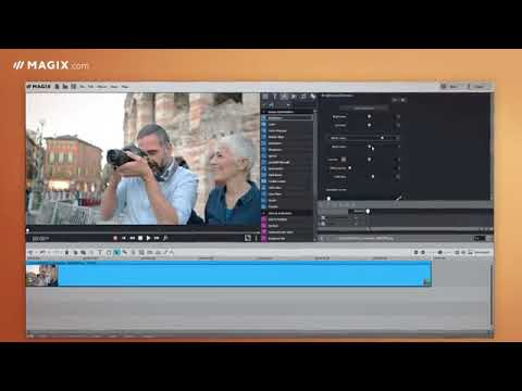 MAGIX Photostory Deluxe:More impressive results-
