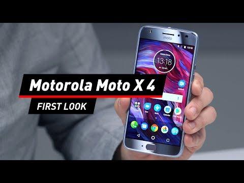 Motorola Moto X4: Solide Mittelklasse für jedermann