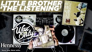 Discover Samples On Little Brother's 'The Listening' #WaxOnly