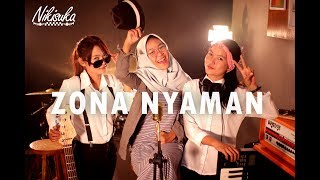 Video NIKISUKA -  ZONA NYAMAN (Music Video) | Reggae SKA Version MP3, 3GP, MP4, WEBM, AVI, FLV November 2018
