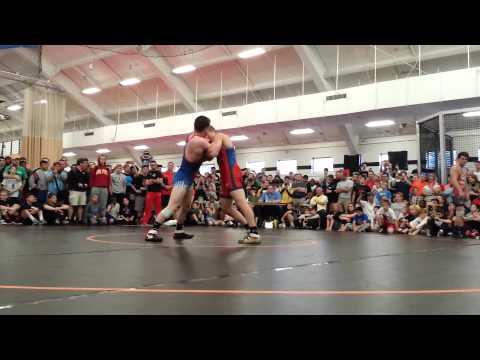 74KG s, Kyle Dake vs Mason Manville