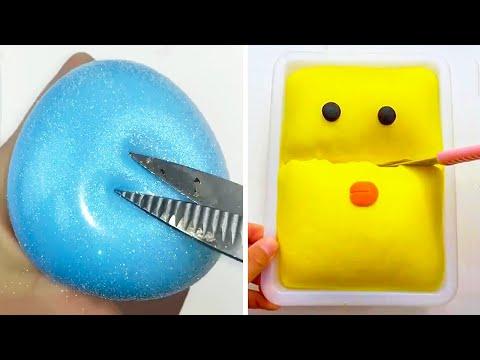 Satisfying Slime ASMR | Relaxing Slime Videos # 816