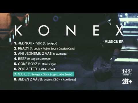 KONEX (YYY) x LOGIC (YYY) x SAVAGE x OTIS (H16) - S.O.L. [prod. Konex x Abe]