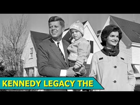 An Unauthorized Story On The Kennedys   The Kennedy Legacy   Full Biography