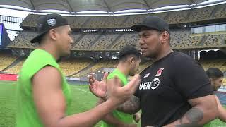 Malaysia DANCE – Captain's Run