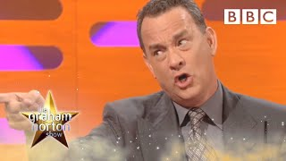 Video Tom Hanks' Chat with The Queen - The Graham Norton Show - Series 9 Episode 9 - BBC One MP3, 3GP, MP4, WEBM, AVI, FLV Oktober 2018