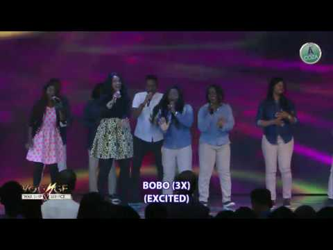 "Minister Ada Ehi Sings Her ""Bobo Me N"" With COZA's Molly B & The Avalanche"
