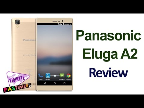 Panasonic Eluga A2 (2016) Smartphone Launched Price and Full Specifications || Pastimers