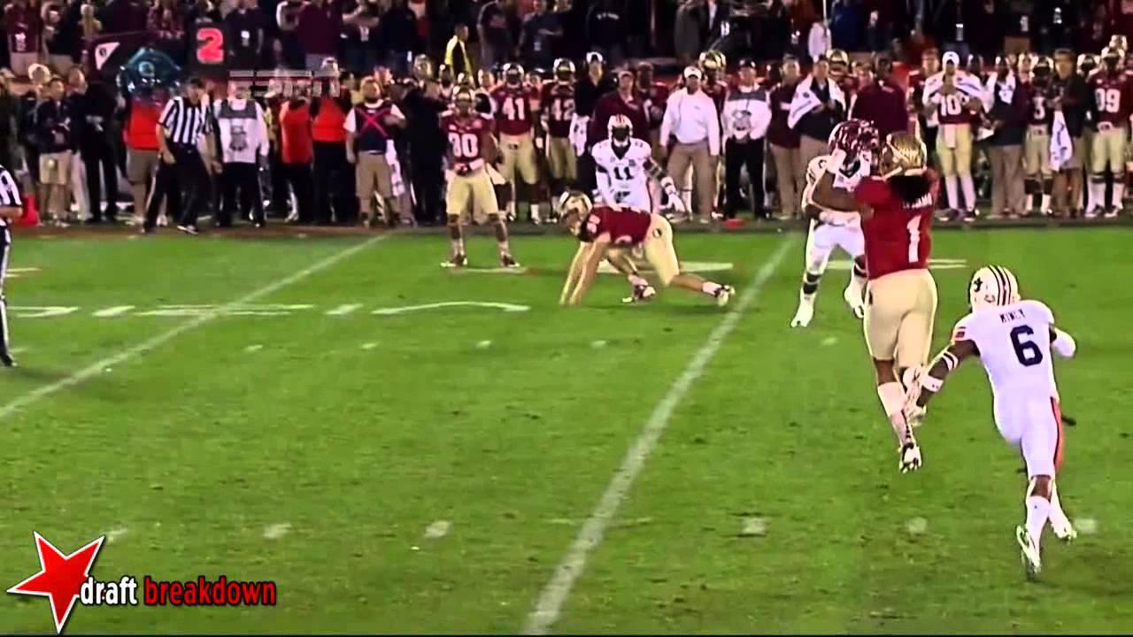 Jameis Winston vs Auburn (2013)