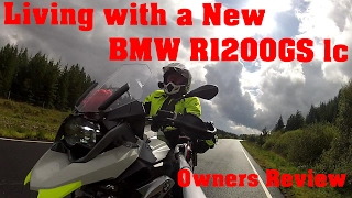 3. Living with a BMW R1200GS 3 months in depth owners review