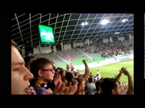 Domžale - Maribor *Finale Hervis pokala 2011* Viole MB