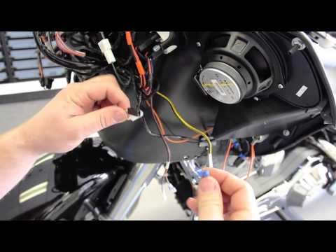 Installing R1-HD2-9813 Motorcycle Kit