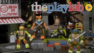 MEGA Bloks Teenage Mutant Ninja Turtles