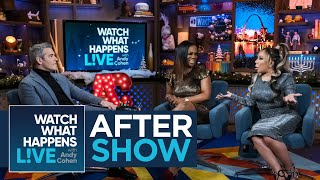 "Video After Show: Have Kandi Burruss And Tameka ""Tiny"" Harris Ever Hooked Up? 