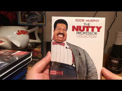 The Nutty Professor Collection Blu-ray Unboxing!