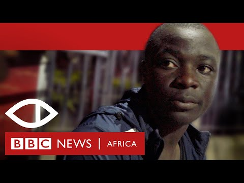 Street Dreams: Dancing to Survive - BBC Africa Eye documentary