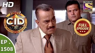 CID - Ep 1508 - Full Episode - 1st April, 2018