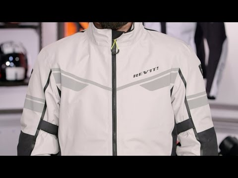 REV'IT! Guardian H2O Rain Jacket & Pants Review at RevZilla.com