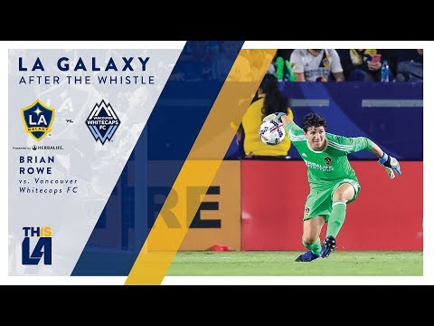 Video: Brian Rowe on Vancouver loss
