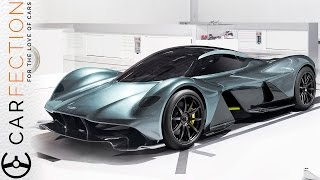 AM-RB 001: Aston Martin and Red Bull Racing Made A Hypercar - Carfection by Carfection
