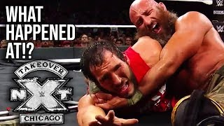 Video WHAT HAPPENED AT: NXT TakeOver Chicago MP3, 3GP, MP4, WEBM, AVI, FLV Juni 2018