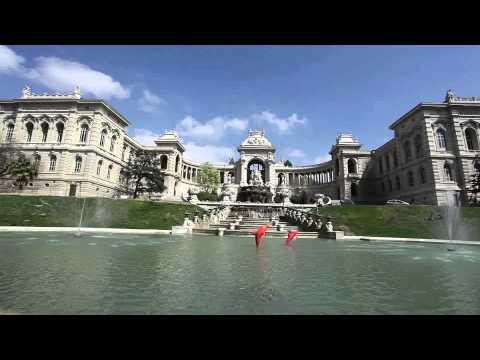 En 2013, Marseille Provence est la Capitale européenne de la culture