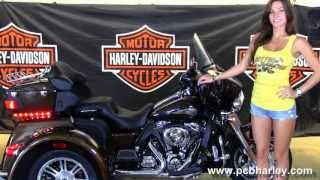 6. New 2013 Harley-Davidson FLHTCUTG Tri Glide 110th Anniversary Edition for Sale - PCB Harley