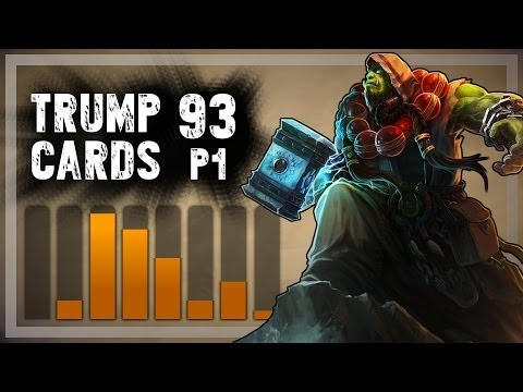 cards - Here is the famous free arena run from Trumps F2P Shaman account. Out of Shaman, Rogue and Warrior it was no real suprise that the Twitch viewers decided on ...