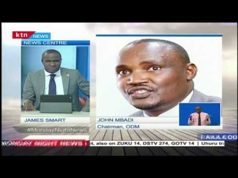 ODM chairman John Mbadi talks about the wrangles in the party