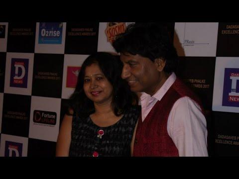 Raju Srivastav At Dadasaheb Phalke Award