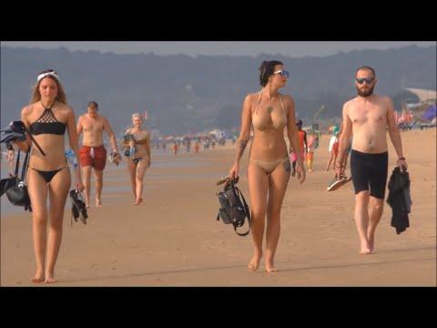 Candolim Beach Goa